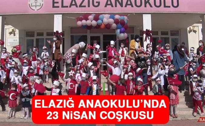 Elazığ Anaokulu'nda 23 Nisan Coşkusu
