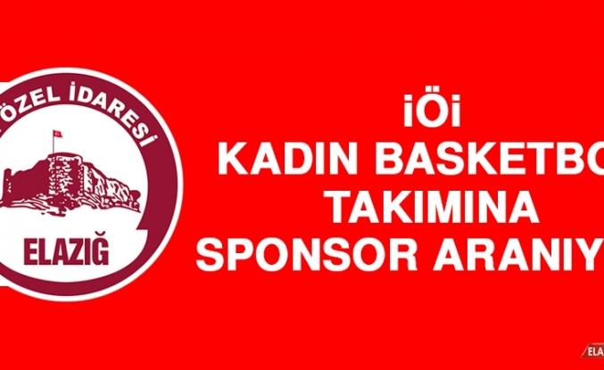 İÖİ Kadın Basketbol Takımına Sponsor Aranıyor