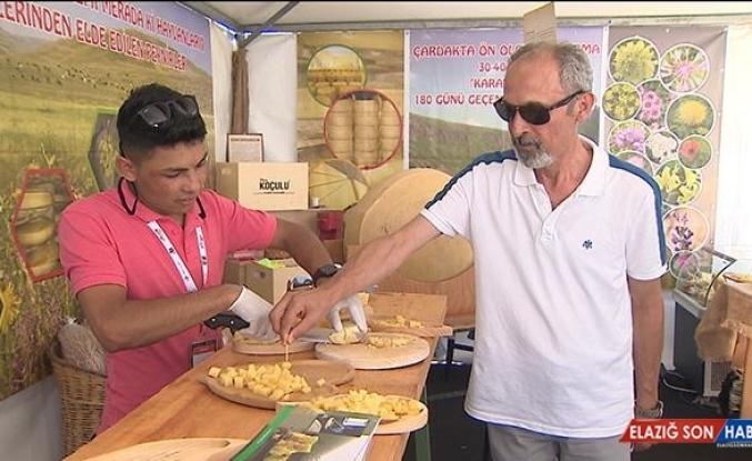 Yöresel lezzetler İstanbul'da görücüye çıktı