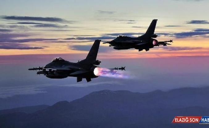 Zap'a hava harekatı: 4 terörist etkisiz hale getirildi