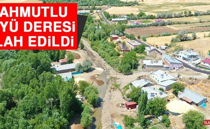 Mahmutlu Köyü Deresi Islah Edildi