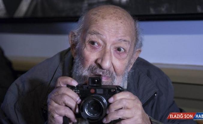 Kadrajıyla tarih yazan usta foto muhabiri Ara Güler