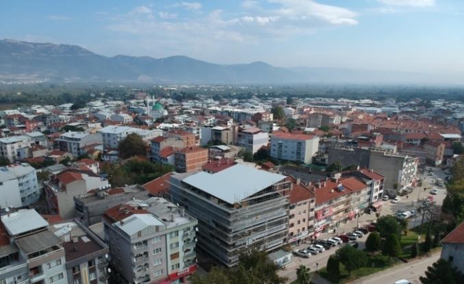 Kültür harmanı Gürsu'ya kültür merkezi