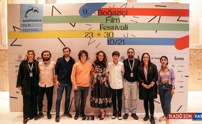 """TRT ortak yapımı """"Pota""""nın 9. Boğaziçi Film Festivali'nde Türkiye prömiyeri yapıldı"""