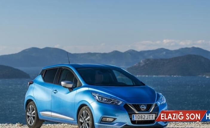 Nissan Micra Artık Daha Akıllı Ve Verimli