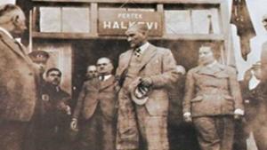 81 yıl önce bugün… Gazi Mustafa Kemal Atatürk Elazığ'daydı